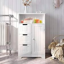 small storage cabinet with doors for kitchen tusy bathroom floor cabinet white wooden free standing storage cabinet with 3 adjustable drawers 1 door and 1 shelf small cabinet with doors for