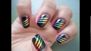 nail polish design ideas at home youtube