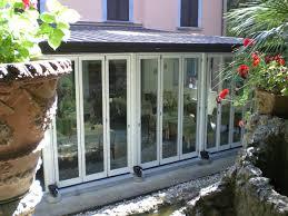 veranda a libro verande in alluminio verande a libro alca brescia