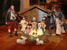 Home Interiors Nativity by Fsm Nativity Scene Church Of The Flying Spaghetti Monster