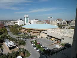 Wichita Kansas View Of Downtown Wichita Kansas Century Ii Convention And U2026 Flickr