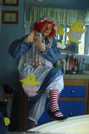 Raggedy Ann Costume Possessed Raggedy Ann Costume By Badgardevoir On Deviantart