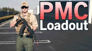 contractor private military contractor pmc tgh condor pc and tactical ak