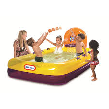 Little Tikes Toy Chest Little Tikes Splash Dunk Pool Basketball Hoop