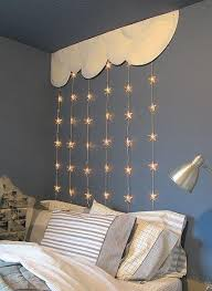 Led Light Curtains White 54 Led Boho Style Star Lights Curtain Fairy String U2013 Gogetglam