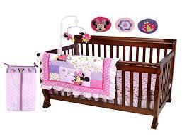 minnie mouse crib bedding set kmart home design u0026 remodeling ideas