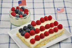 Flag Fruit Cake 4th Of July Desserts To Make Uncle Sam Proud The Good Deal By