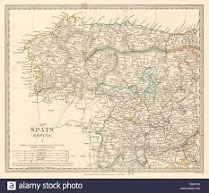 Asturias Spain Map by Spain Nw Galicia Leon Asturias Zamora Palencia Toro Salamanca