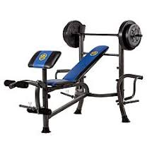 weight and bench set weight bench set