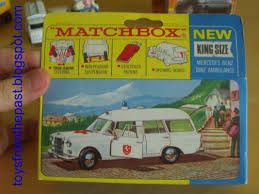matchbox mercedes toys from the past 8 matchbox u2013 mercedes benz u0027binz u0027 ambulance