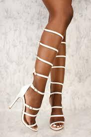 gladiator sandals gladiator heels knee high gladiator sandals