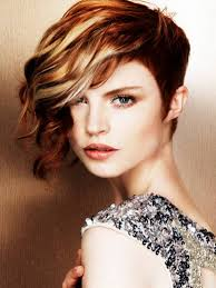 short hairstyles latest color trends for short color