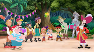 jake and the neverland birthday jake and the never land jake s birthday disney junior