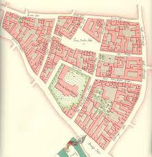 Copenhagen Map File Helligaandskirken Copenhagen Map Gedde 1757 Jpg Wikimedia