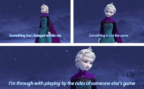 Elsa Frozen Meme - frozen heart