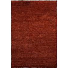 Rust Shag Rug Amazon Com Safavieh Bohemian Collection Boh211d Hand Knotted