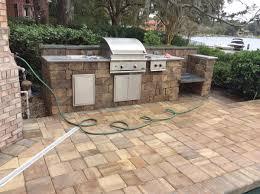 art of natural stone jacksonville fl outdoor kitchens