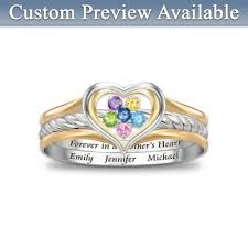 day rings personalized 17 best it images on ring a and jewelery
