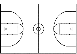 Basketball Coloring Pages Picture Sports Bebo Pandco Basketball Color Page