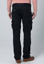 motorcycle clothing online schott nyc men trousers u0026 chinos army cargo trousers black