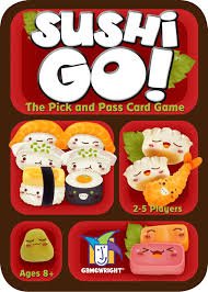 amazon black friday japanese merchandise amazon com sushi go the pick and pass card game toys u0026 games