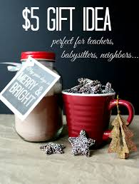 great 5 gift idea perfect for teachers coworkers neighbors