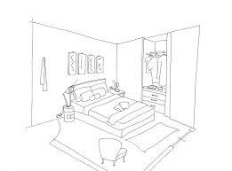 dessin chambre dessin de chambre chaios com avec coloriage chambre 5 et dessin de