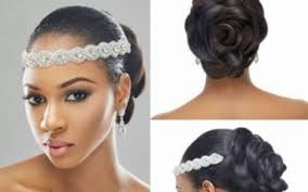 nigeria wedding hair style perfect hairstyles for the nigerian bride photos