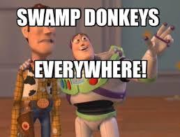 Everywhere Meme Maker - meme maker sw donkeys everywhere