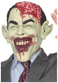 halloween president masks rotten gums zombie mask mad about horror zombie party ideas for