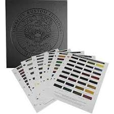 house of kolor kustom koatings color chip book cc100 free