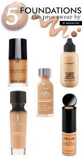 5 fall foundations the pros swear by best mac smac makeup