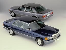 mercedes benz s klasse w126 specs 1979 1980 1981 1982 1983