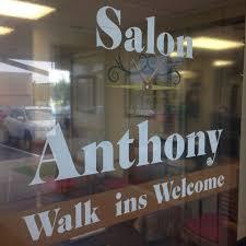 salon anthony knoxville tn 37919 yp com