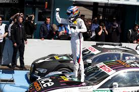 victory bmw historic victory in hockenheim for bmw m4 dtm in race