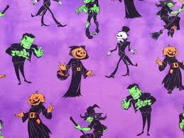 halloween fabric on sale sale halloween fabric monster fabric frankenstein fabric