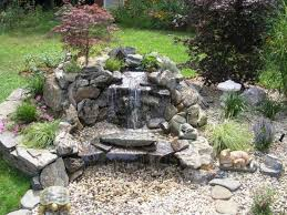 Rock Garden With Water Feature 50 Garden Decorating Ideas Using Rocks And Stones