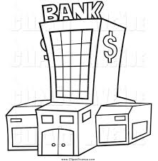 piggy bank money clipart clip art of bank clipart 5392 u2014 clipartwork