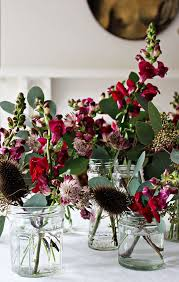 Christmas Floral Table Decoration Ideas by Best 25 Christmas Tables Ideas On Pinterest Christmas