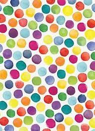 polka dot wrapping paper pin by lavinia chillari on paper wallpaper patterns