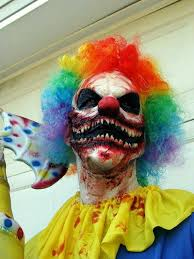 Fx Halloween Costumes 25 Scary Clown Costume Ideas Clown Halloween