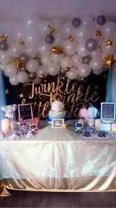 twinkle twinkle decorations my gender reveal twinkle twinkle theme bath