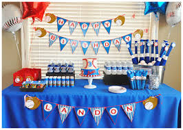 baseball party ideas it s a hit a lovely baseball party b lovely events
