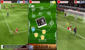 football for android football frenzy 6 soccer that aren t fifa 16 android