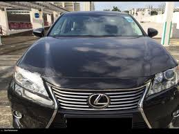 toyota lexus cars for sale buy used toyota lexus es250 luxury auto car in singapore 156 800