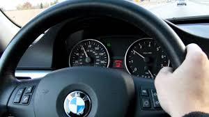 bmw e90 cruise control to infinity and beyond youtube