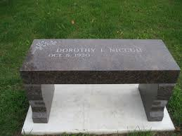 Personalized Park Bench Bench Bench Monuments Personalized Memorial Benches For Lincoln
