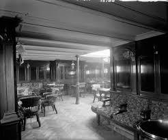first class smoking room on the u0027saxonia u0027 1900 national