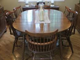 ethan allen windsor chairs set of ladderback dining chairs by