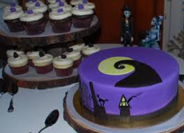 Halloween Round Cake Ideas by Nightmare Before Christmas Cake Google Search Halloween Treats